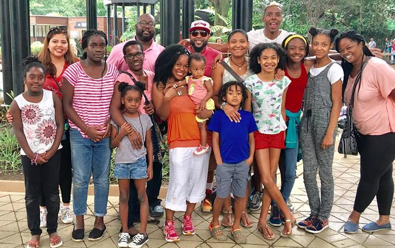 Black Family Expats